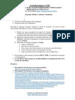 Unidad 2. Actividad 1 - Estructura y funcionamiento del computador (1)