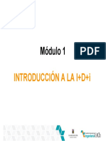 Modulo 1-Introducción a la I+D+i