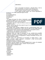 structura lectiei de ed.fizica sau antrenamentului XI