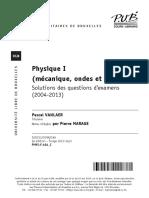 Fdocuments.fr Physique i Mcanique Ondes Et Optiques Pvanlaerphys f104current Yearphys f 104c