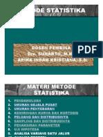 metode statistika
