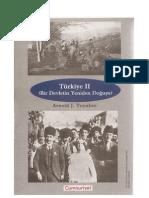 Türkiye II - Bir Devletin Yeniden Doğuşu - Arnold Joseph Toynbee