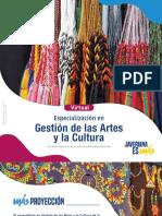 Folleto Esp Gestion Artes Cultura Jul2