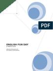ENGLISH FUN DAY