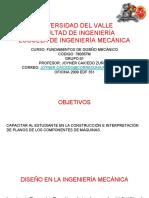 Fundamentos de Diseño Mecánico Class 1