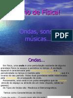 ondas sons e musica