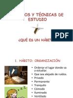 Hábitos de Lectura Presentación-Actividad