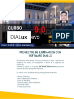 CURSO DIALUX EVO 9.0