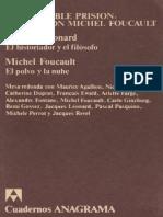 Foucault, Michel (1982) - La imposible prisión