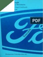 Foucault, Michel (1996) - De lenguaje y literatura