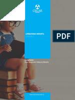 Modulo Unidad 3 - La Literatura Como Estrategia de Animación Lectora