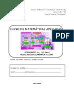 PROBLEMARIO_3_MODELACION GEOMETRICA_RECTAS