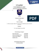 Tarea - Evaluación de alternativas para la toma de decisiones - Grupo 6