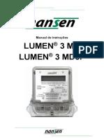 Manual Lumen 3MD Monofasico