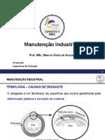 05 Manutenção Industrial_Tribologia e Lubrificação II