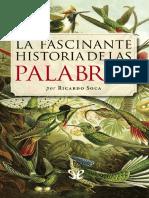 SOCA Ricardo - La Fascinante Historia de Las Palabras (1)