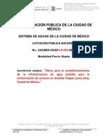 bases-033BA-SACMEX-DGAP-LP-Precio Alzado-2019