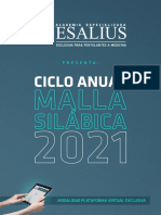 Malla Vesalius Anual 2021