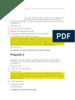 Evaluacion Direc de Proyectos Unid 2