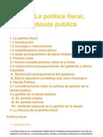 Política Económica Tema 5