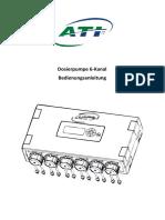 ATI Bedienungsanleitung-Dosierpumpe-DP6
