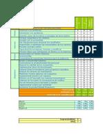 Matrices Alineacion ADN - Accion