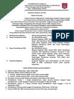 Surat KML 2020