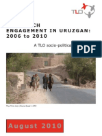 TLO Dutch Uruzgan 2010 Report