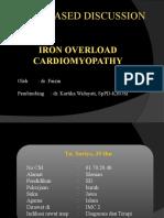 CBD - Iron Overload Cardiomiopathy
