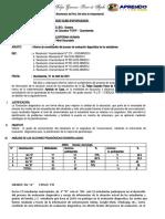 16 de Abril Informe de Evaluacion Diagnostica de Ciencias y Tecnologia Fgpa 2021 Martha