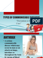Types of Communicable Disease