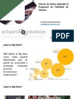 Ciencia de Datos aplicada al Programa de Fidelidad de Clientes