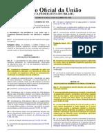 Lei 6.766 - Parcelamento do Solo - (Federal)