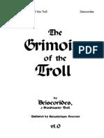 Grimoire of the Troll v1.0