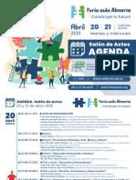 AGENDA Salon de Actos Feria Aula Almeria (1)