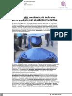 Università più inclusive per gli studenti con disabilità intellettive - Superando.it, 16 aprile 2021