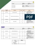 Comment Sheet 067 CLC S U GPE 2020