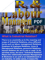IR Labour Management