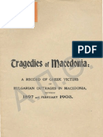 Tragedies of Macedonia