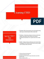 elearning CSSD