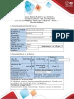 Guía de actividades y rúbrica de evaluación del curso - Fase 1 - Reconocimiento