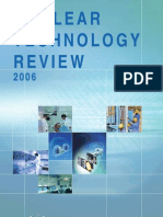 Nuclear Technology Review 2006