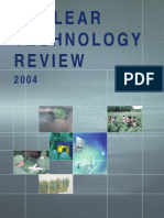 Nuclear Technology Review 2004