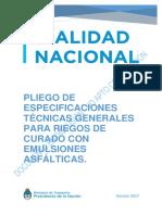DNV PETG - Riego Curado