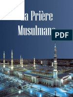 La Priere Musulmane