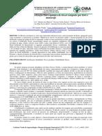 Liofilização e caracterização físico-química de blend composto por kiwi e maracujá