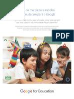 Guia de Marca Google Para Escolas