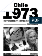 Chile 1973. Revolución y contrarrevolución (1985) Mike González