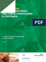 Guia Marketing Internet Redes Sociais Clinicas Profissionais Fisioterapia
