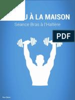Séance Masse Bras Haltère - Nico Dalam